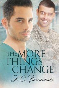 Book review KC Beaumont