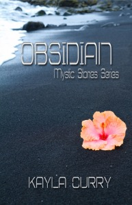 Book review Obsidian by Kayla Curry