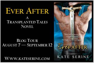 Ever After blog tour